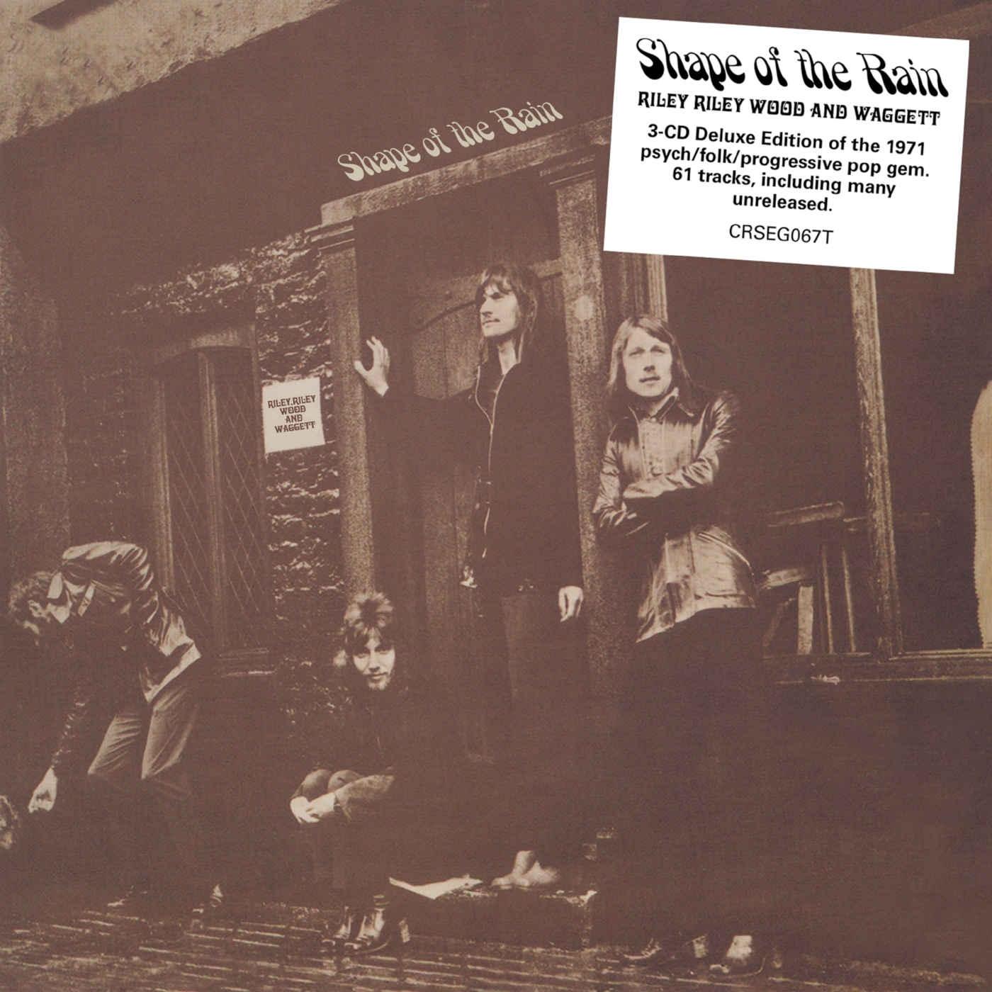 Riley Riley Wood & Waggett, 3CD Digipak
