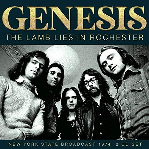 The Lamb Lies In Rochester (2CD)
