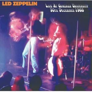live at gonzaga university december 1968 (Vinyl)