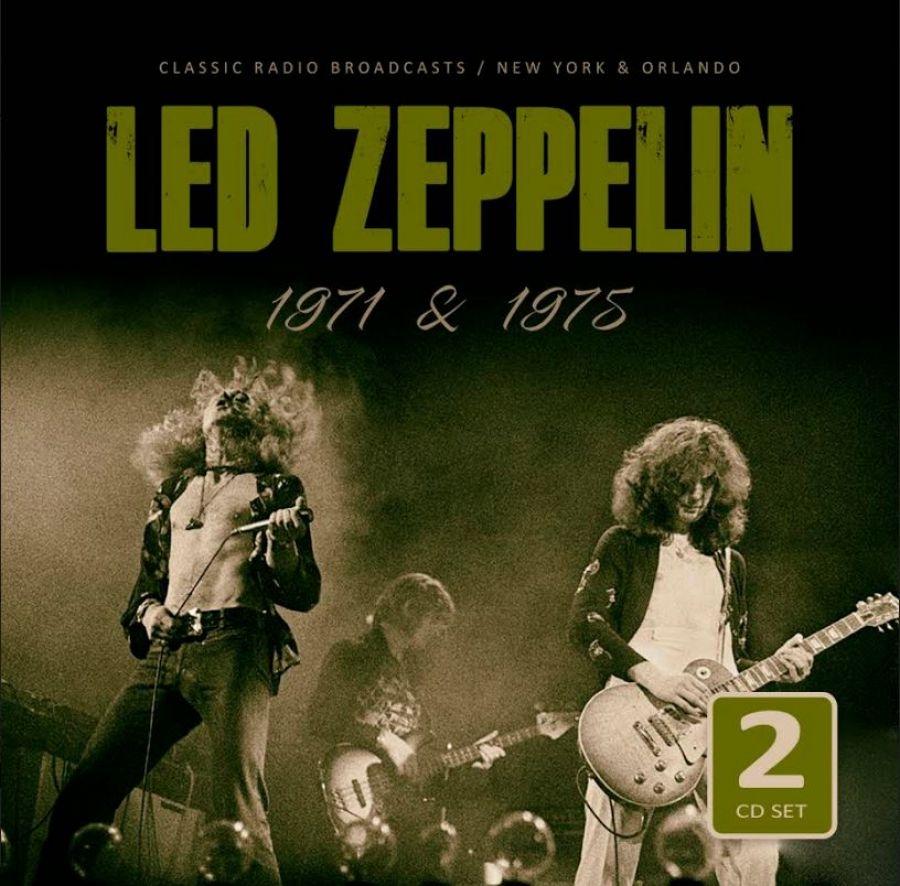 1971 & 1975 - RADIO BROADCASTS (2CD)