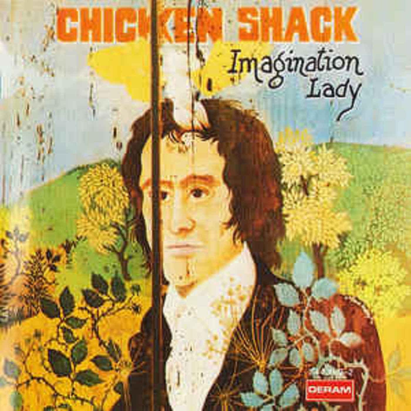 Imagination Lady, Remastered CD Edition + 2 bonus tracks