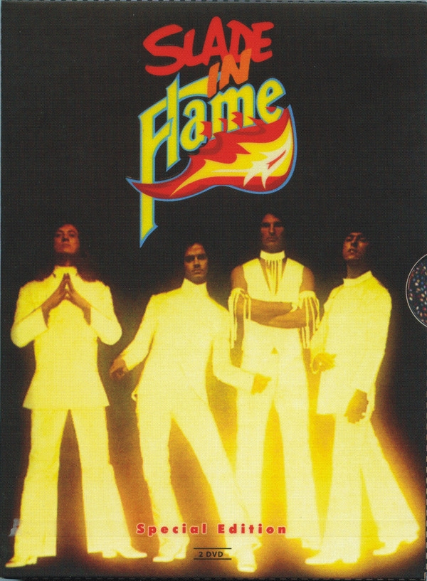 Slade In Flame (Special Edition) (2 DVD)