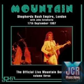 Official Live Mountain Bootleg Series Volume 2: Shepherds Bush Empire, London, 17 September 1997
