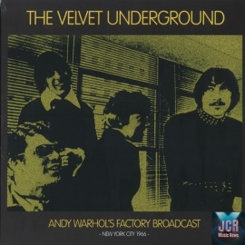 Andy Warhol's Factory Broadcast: New York City 1966 (2 Vinyls)