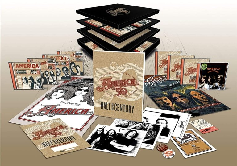 Half Century box set (7CD + DVD)