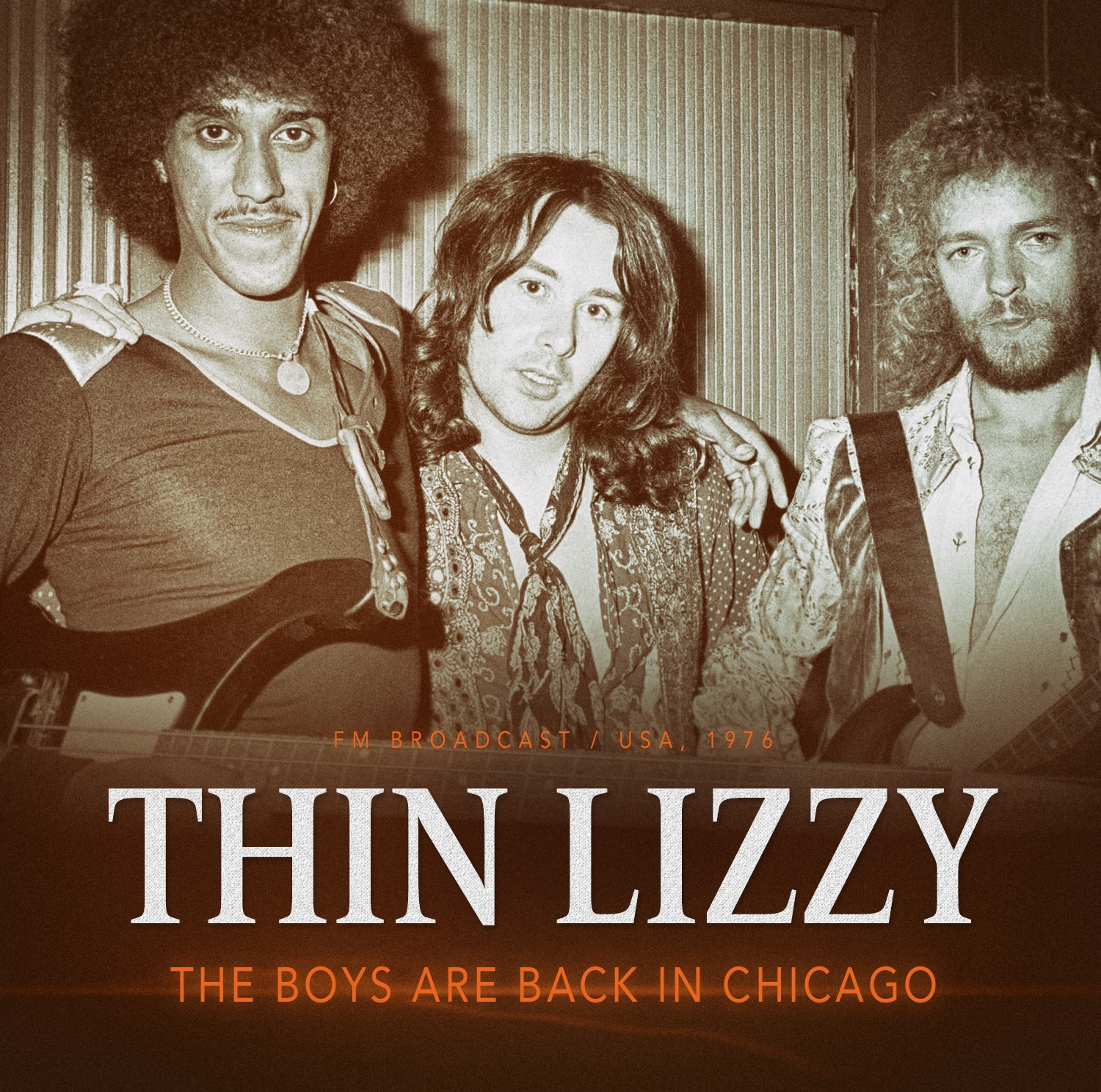 The Boys Are Back In Chicago 1976