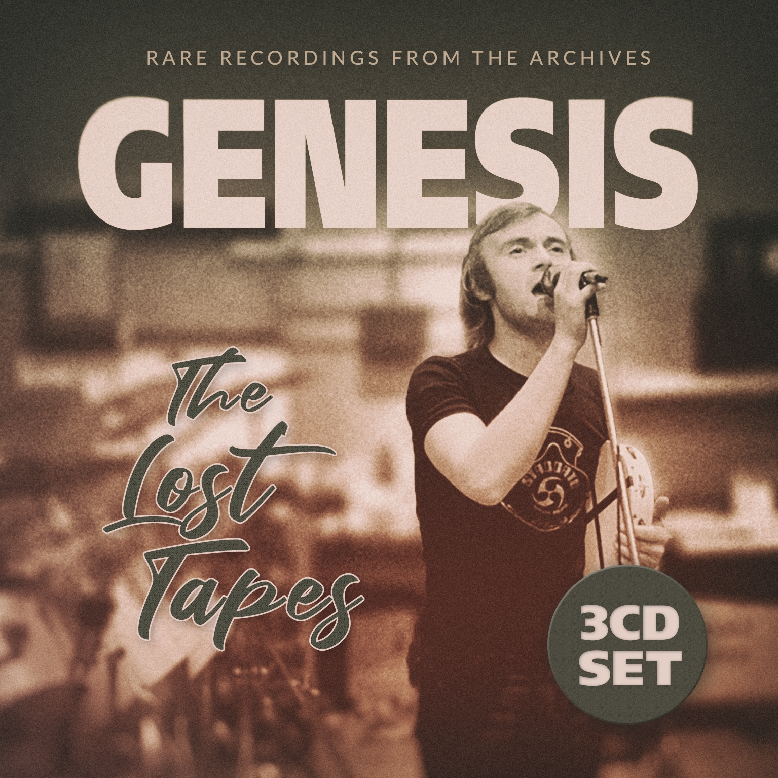 The Lost Tapes (3CD)