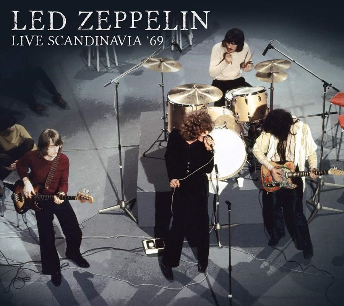 Live In Scandinavia 1969