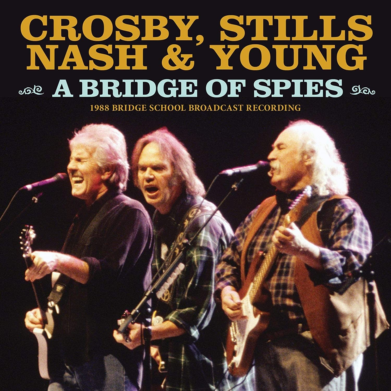A Bridge of Spies Radio Broadcast Berkeley 1975