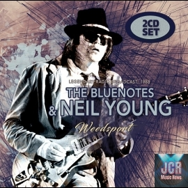 The Bluenotes and Neil Young - live in concert in Weedsport, 1988.(2CD)