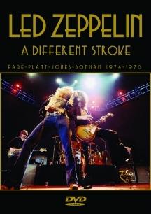 The Road To Glory - Page, Plant, Jones, Bonham - 1974 - 1976 (DVD)