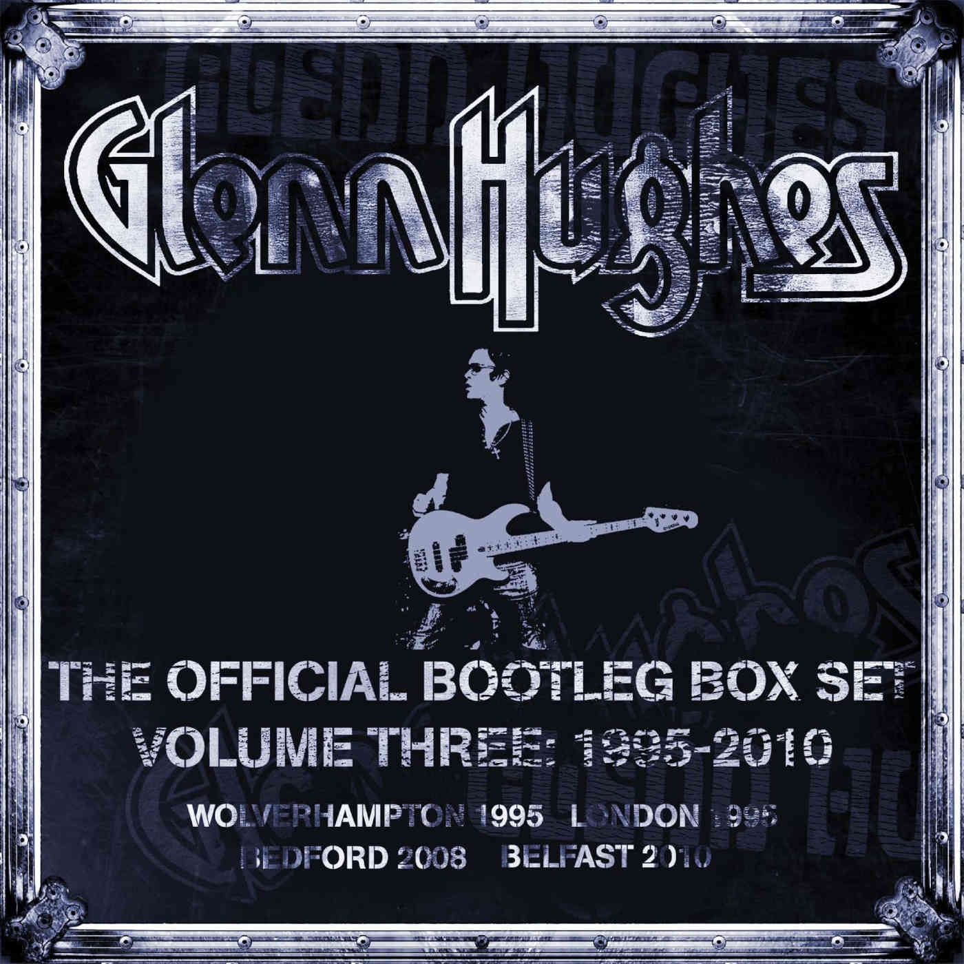 The Official Bootleg Box Set – Volume Three 1995-2010, 6CD Boxset