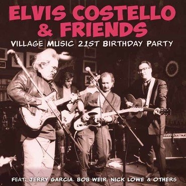 Village Music 21st Birthday Party