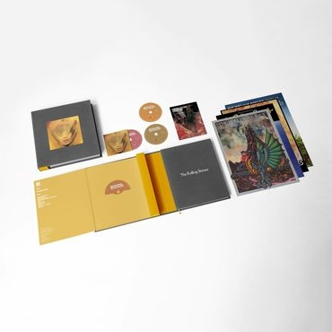 Super Deluxe Box Set !. 35 Tracks on Three CDs and Blu-Ray. New Stereo Mix + unreleased Tracks, Rarities/Alternative Mixes