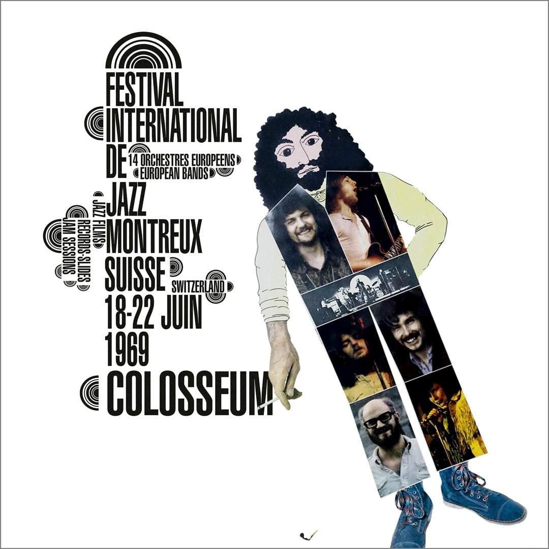 Live At The Montreux International Jazz Festival 1969 !