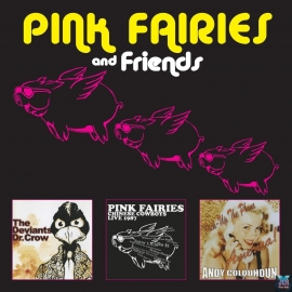 Pink Faries And Friends ! (3cd)