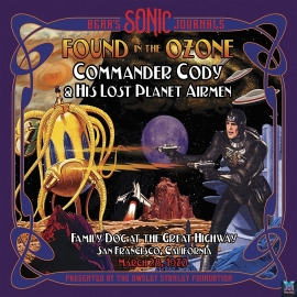 Found in the Ozone, Commander Cody & His Lost Planet Airmen (2CD)