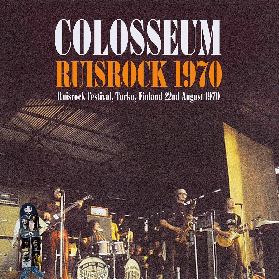 Live At Ruisrock Festival, Turku, Finland 1970