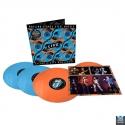 Steel Wheels Live ! Limited Edition 180g Blue & Orange Vinyl 4LP