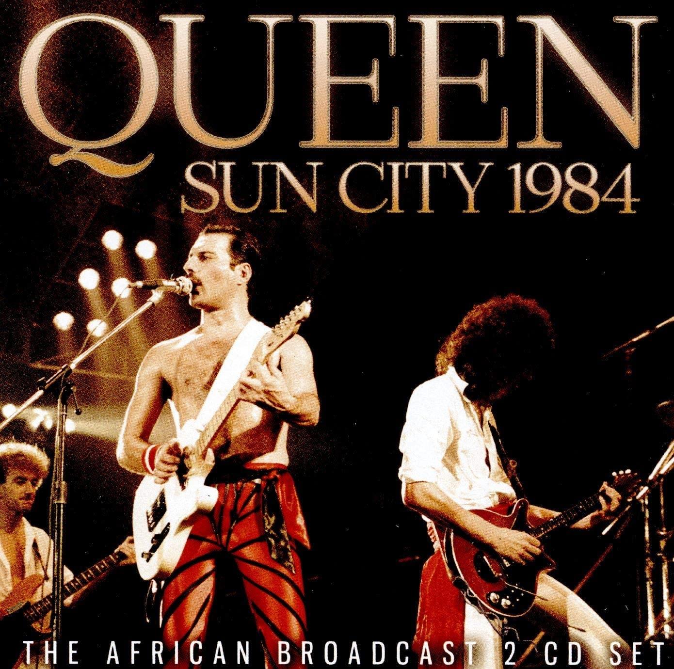 Sun City Live 1984 (2CD)