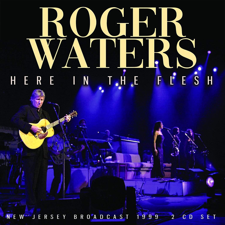 Here in The Flesh Radio Broadcast Camden New Jersey (2CD)