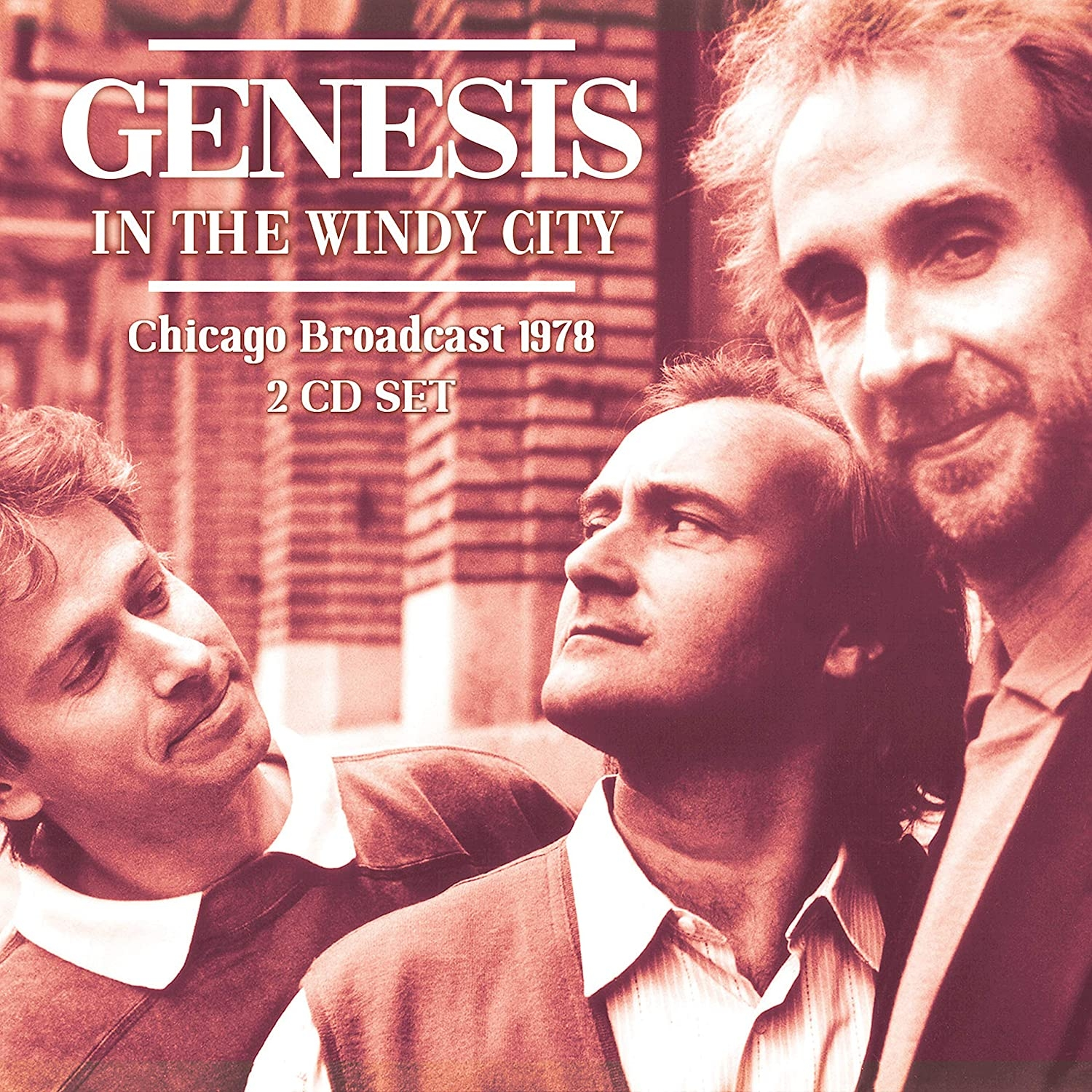 in The Windy City Radio! Broadcast Chicago 1978 (2CD)