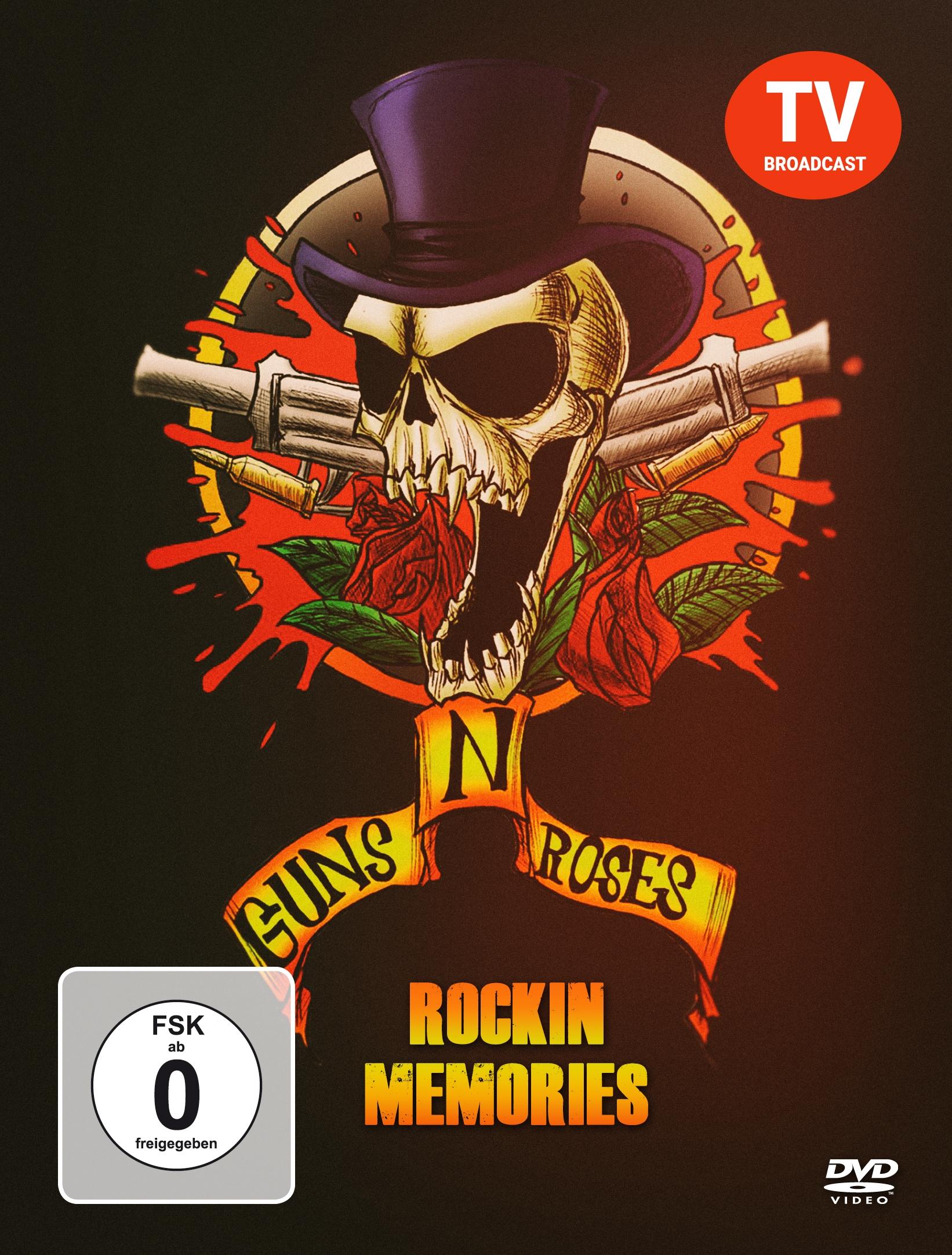 Rockin' Memories (DVD)