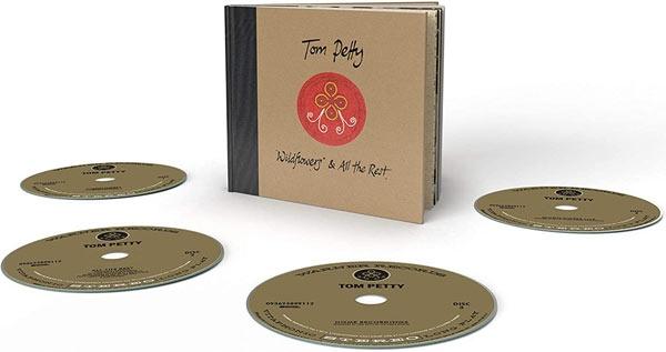 Wildflowers 4CD deluxe