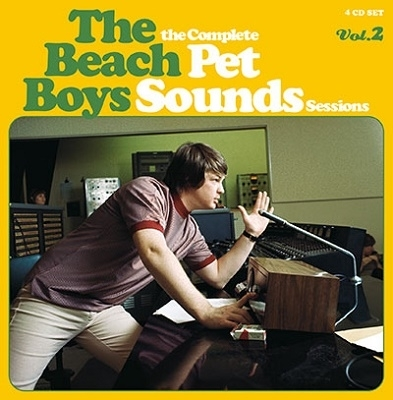 the Complete Pet Sounds Sessions Vol.2