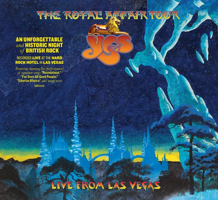 The Royal Affair Tour - Live From Las Vegas