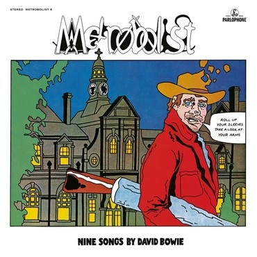 Metrobolist (AKA The Man Who Sold The World) 50th anniversary edition