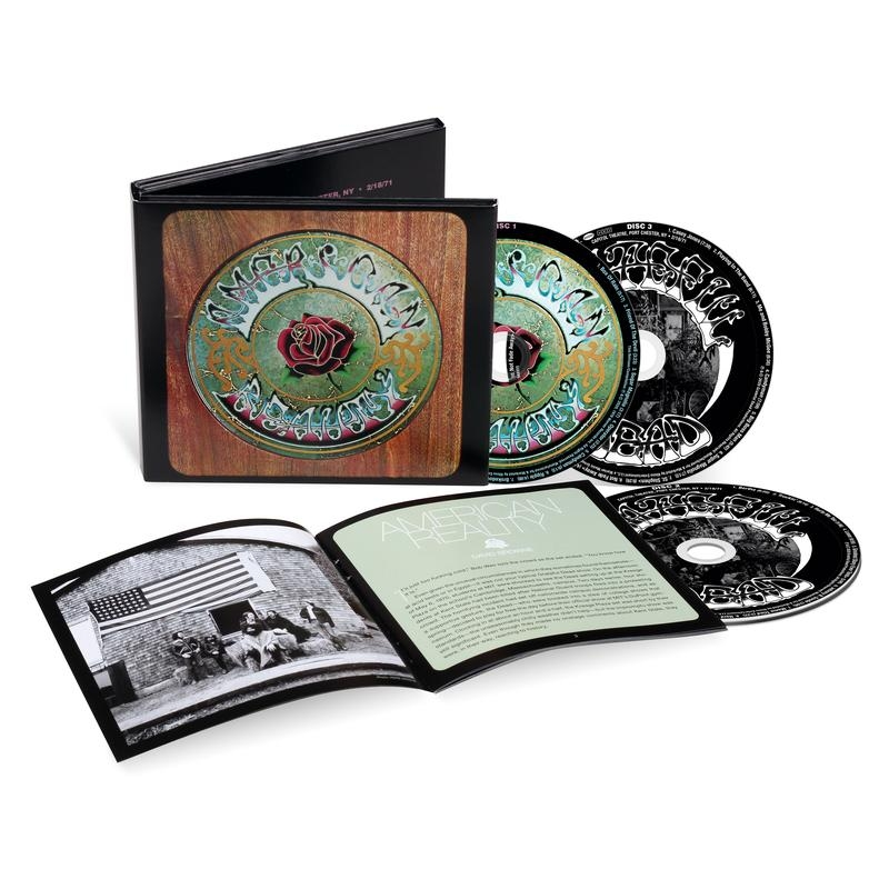 American Beauty 50th Anniversary Deluxe Edition