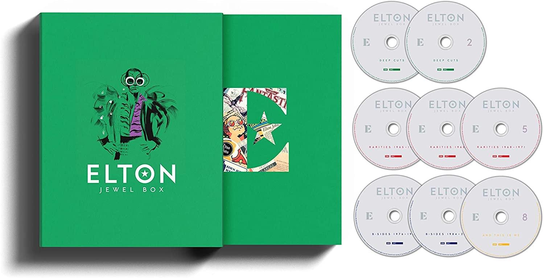 Jewel Box (8CD)