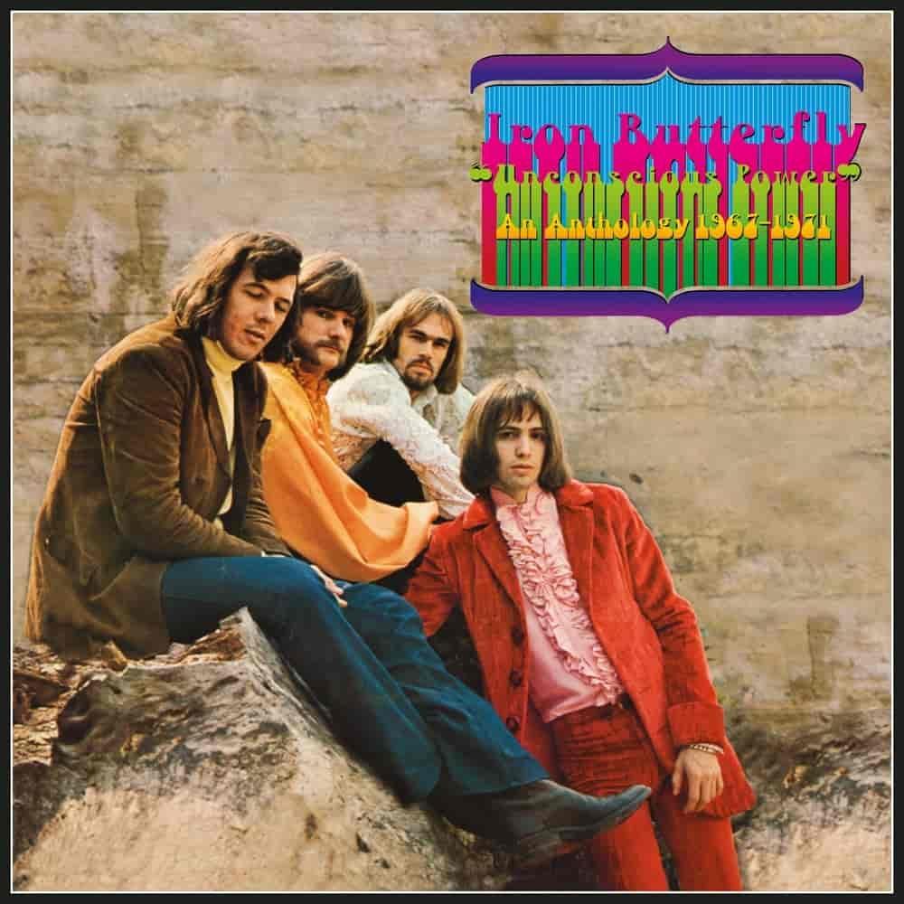 Unconscious Power – An Anthology 1967-1971, 7CD Remastered Box Set