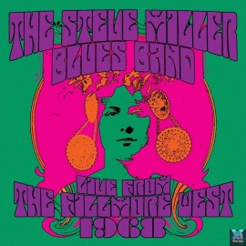 Live From The Filmore West 1968