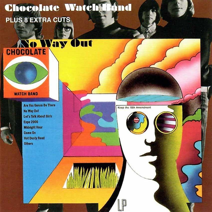No Way Out (+ 8 bonus tracks)