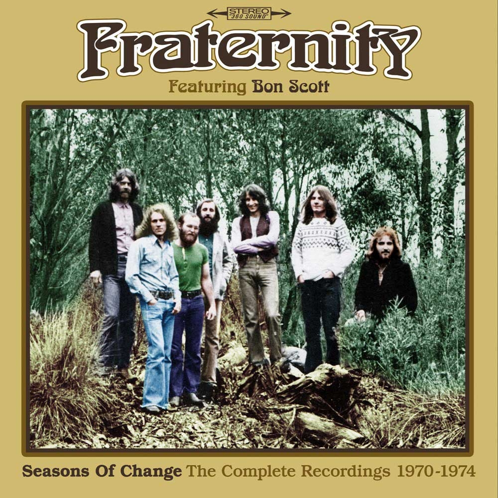 Seasons Of Change – The Complete Recordings 1970-1974, 3CD
