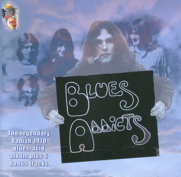 BLUES ADDICTS (1970) + 6 BT