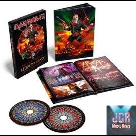Nights Of The Dead - Legacy Of The Beast - Live in Mexico City (2CD)