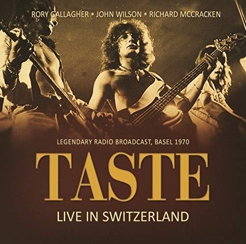 LIVE IN SWITZERLAND 1970