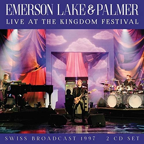Live at The Kingdom Festival Radio Broadcast Bellinzone Swiss 1997