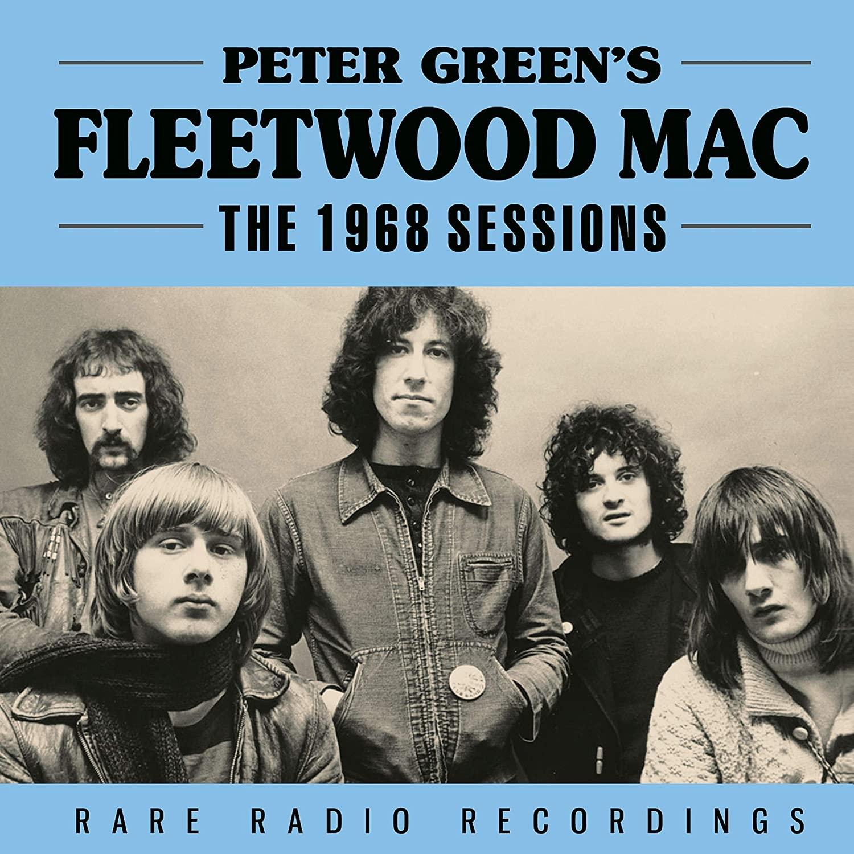 The 1968 Rare Sessions Radio Broadcast