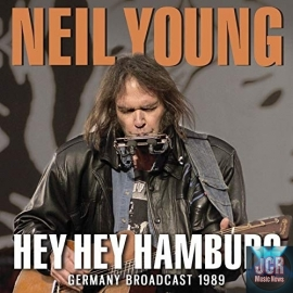 Hey Hamburg Radio Broadcast Germany 1989