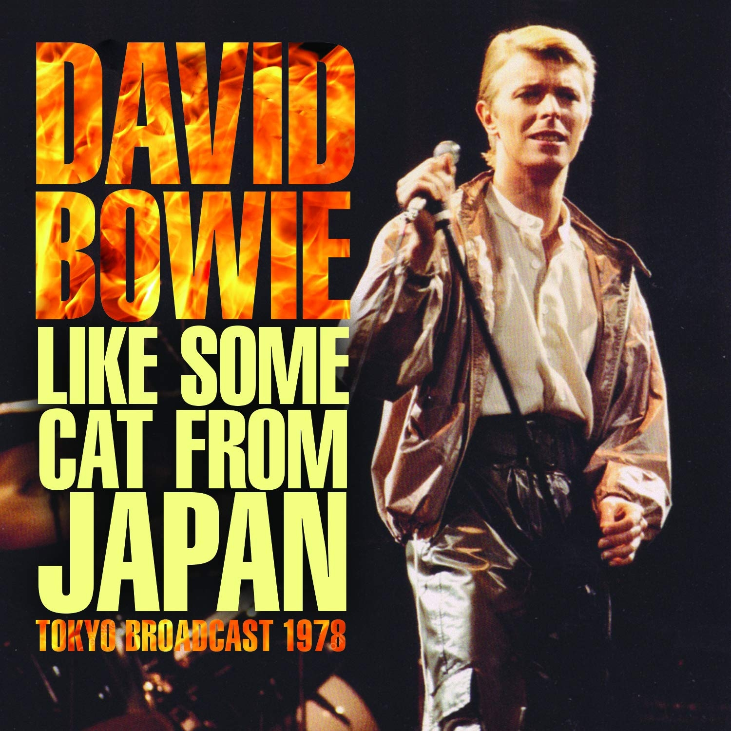 Like Some Cat from Japan Radio Broadcast Tokyo 1978