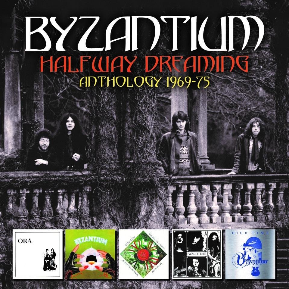 Halfway Dreaming – Anthology 1969-75, 5CD Box Set
