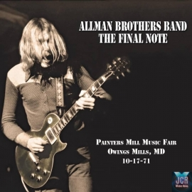 The Final Note – Painters Mill Music Fair, Owings Mills, MD 10-17-71