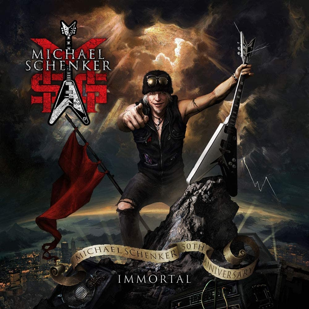 Immortal ( Audio CD, CD+Blu-ray, Limited Edition)