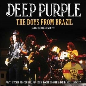 The Boys from Brazil (JAP-2CD)