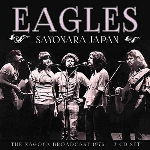 Sayonara in Japan Live 1976 (2cd)