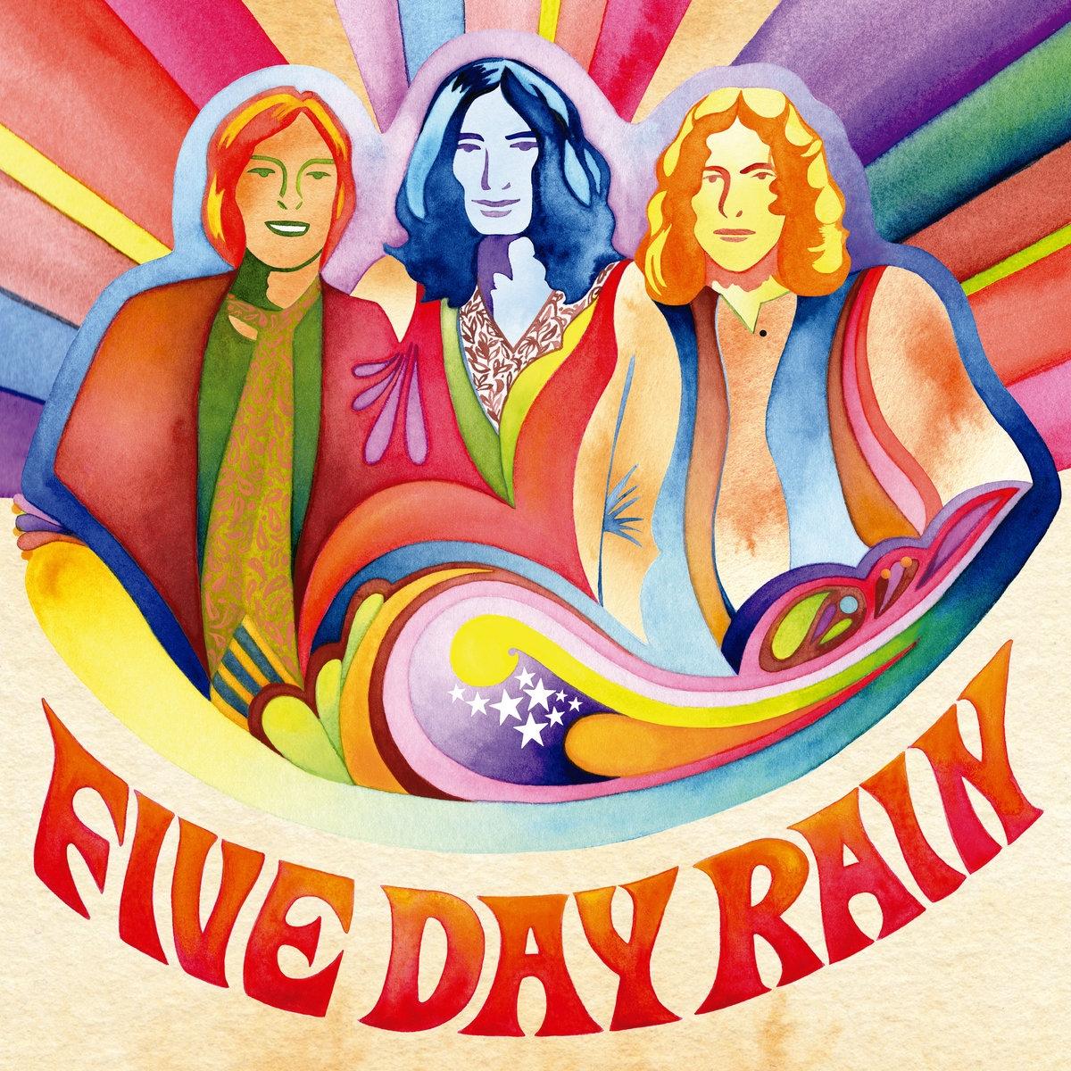 Five Days Rain (Vinyl)